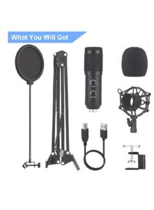 image of Bonke condenser microphone
