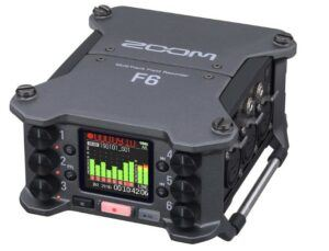 Zoom F6 Recording Mixer