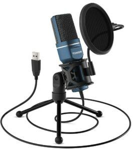 Tonor TC-777 Condenser USB Microphone
