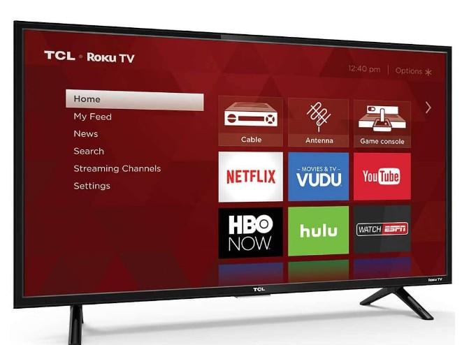 TCLRoku Smart TV 32S3353-Series