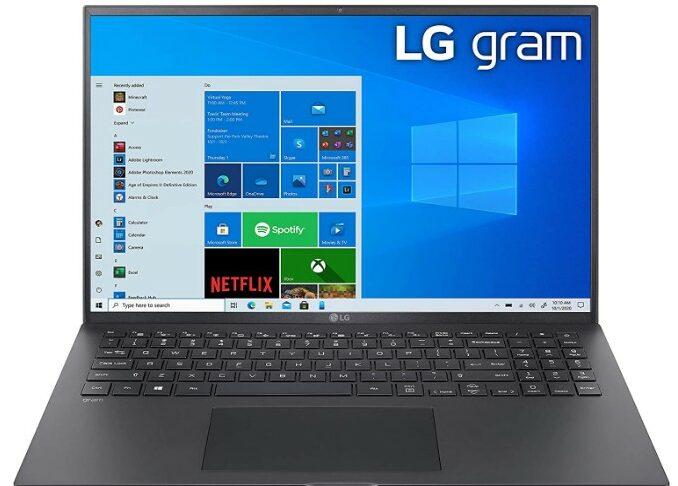 LG Gram 16 Laptop