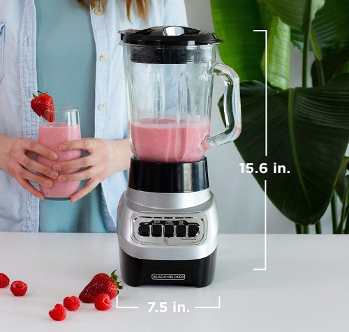 Black+Decker Pro BL1230SG Blender