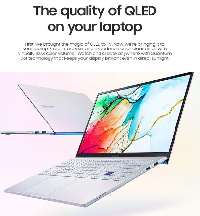 Samsung Galaxy Book Ion Laptop