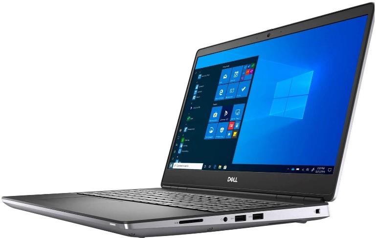 Dell Precession 7550 Laptop