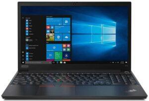 ThinkPad E15 -How Do I Choose A Laptop For Programming?
