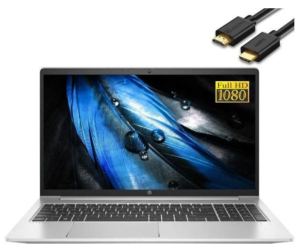 """Newest ProBook 455 G8 15.6"""" FHD Business Laptop"""
